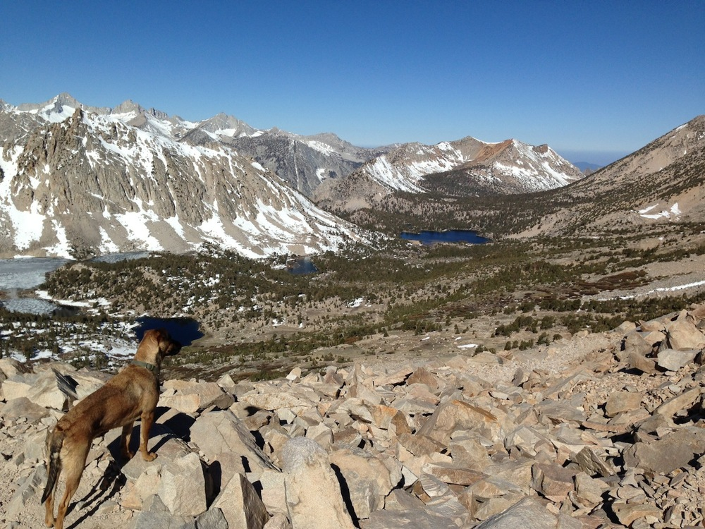I know they are out there: Indy looking for PCT and JMT hikers from Kearsarge Pass