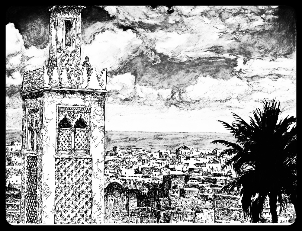 Project: Casablanca    artists involved: 1