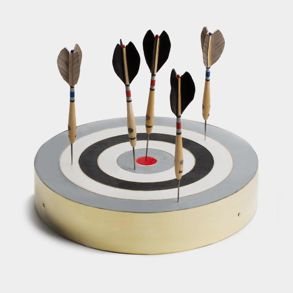 Belgian Dart Set from  Best Made
