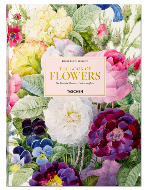 The Book of Flowers, from  Taschen