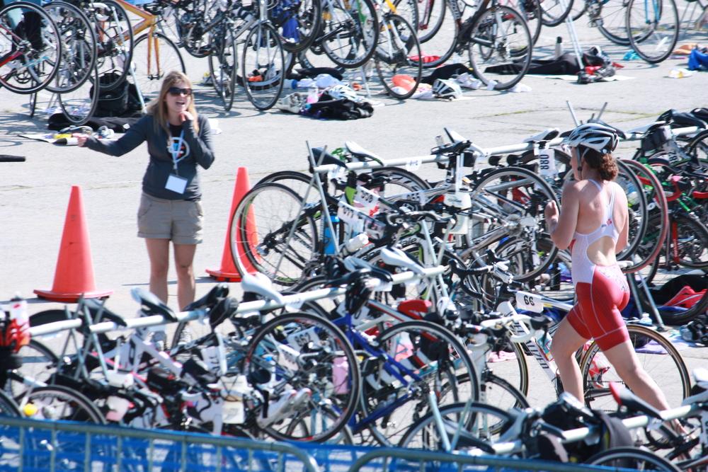 Portion vélo qui va débuter...