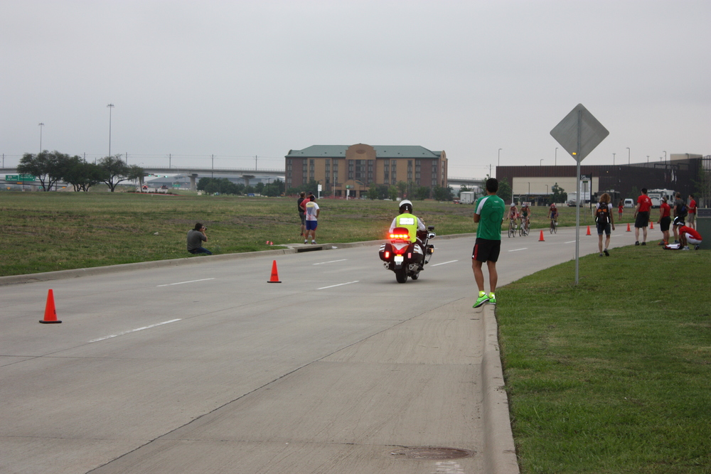 Portion vélo (premier tour)