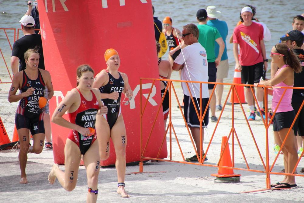 Très bonne natation et transition pour ce Championnat 2016.