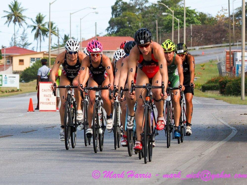 Coupe continentale Bridgetown, Barbades ( 9ème position)