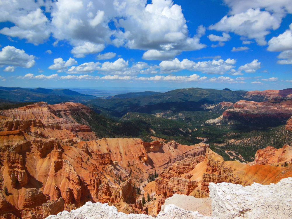 Cedar Breaks, UT