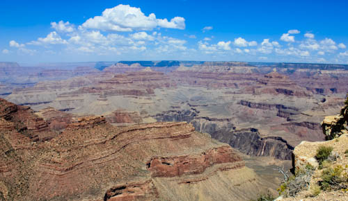 Grand Canyon yesterday...