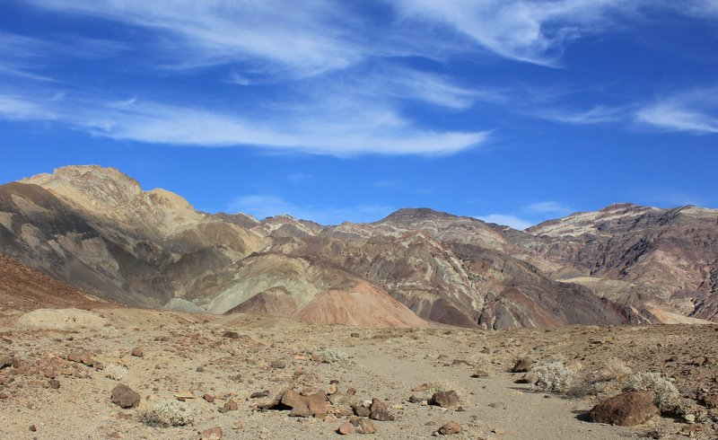 15 (well maybe only 14) reasons to go to Death Valley