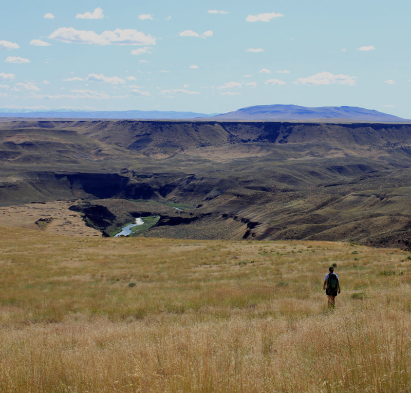 Owyhee cover photos for GSA Bulletin?