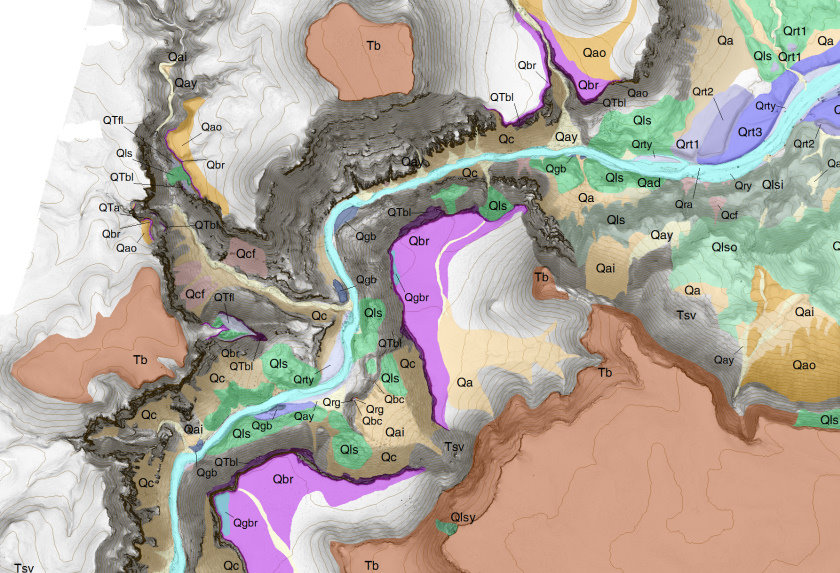 Owyhee progress and basemap comparison