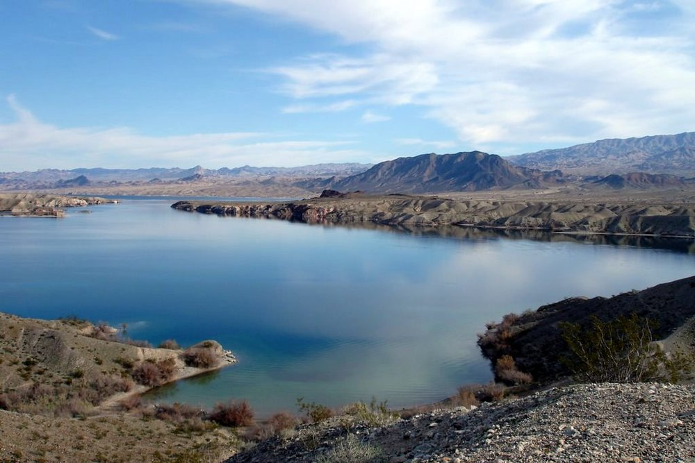 Lake Mohave, AZ and NV