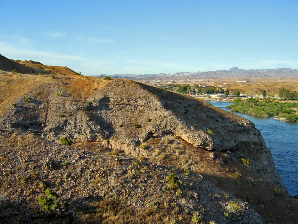 Pyramid Gravel, Laughlin, Nevdada