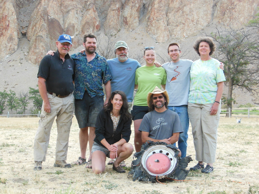 The Yeehows...Keepers of the secrets of the Owyhee River