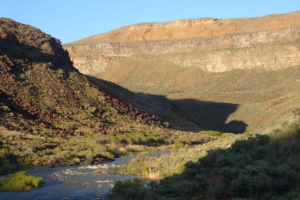 Lava Delta Bluff