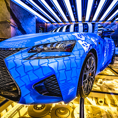 Copy of Designer Car at Intersect by Lexus