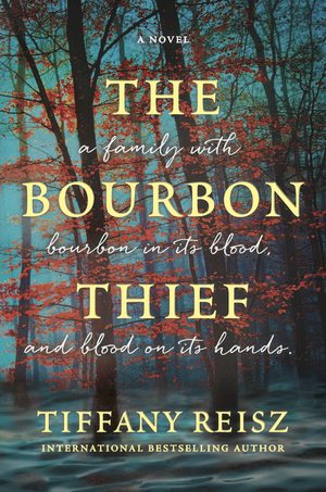 The Bourbon Thief book cover