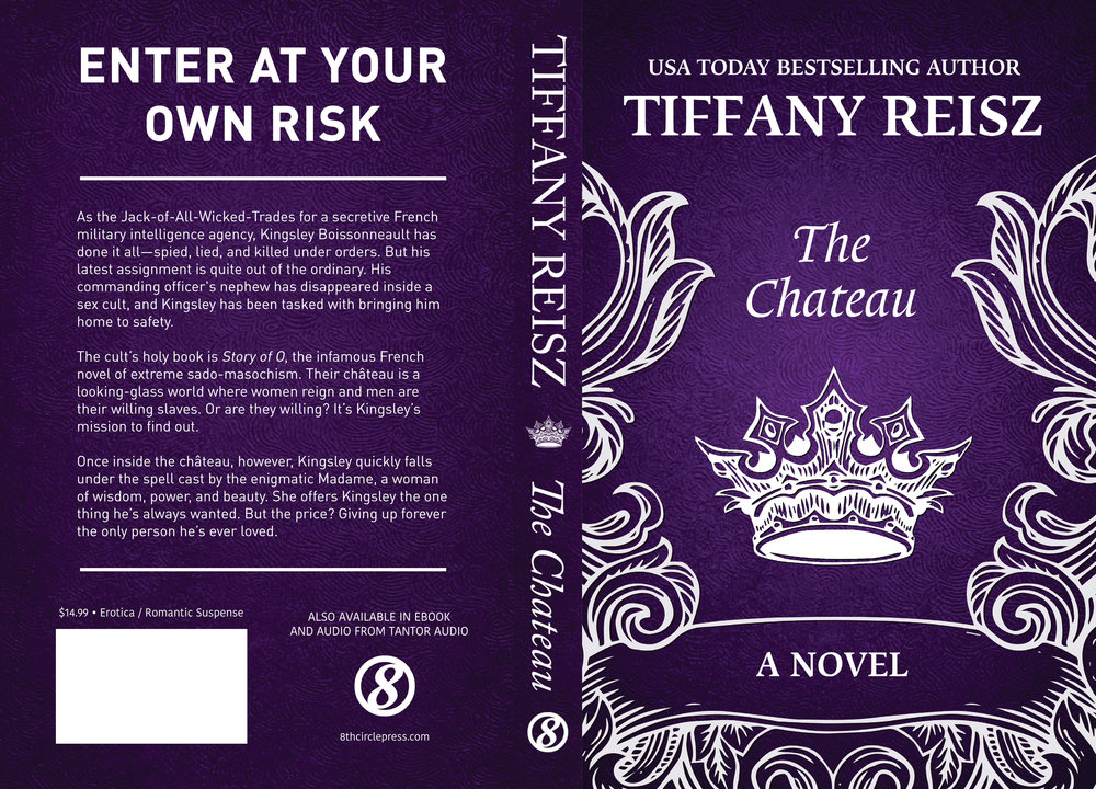 FRONT COVER, SPINE, BACK COVER OF PAPERBACK