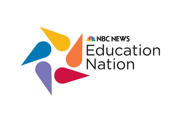 NBC News Education Nation Creative Direction: Brian Collins; completed with COLLINS: