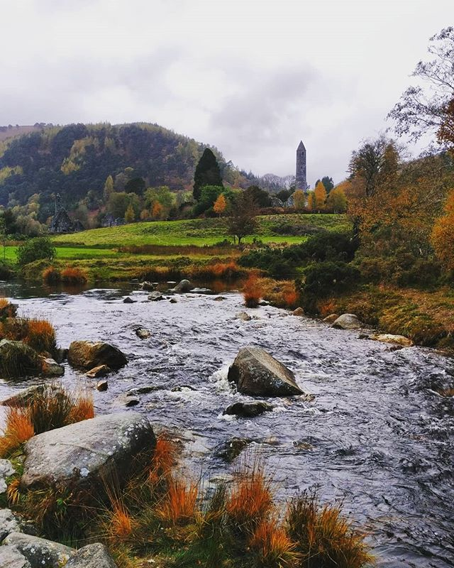 Beautiful Glendalough. ❤️ . . . . . #landscape #nature #beauty #ireland