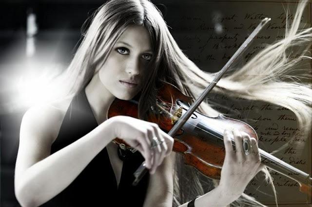 Violonist Francesca Crotti Musnicki
