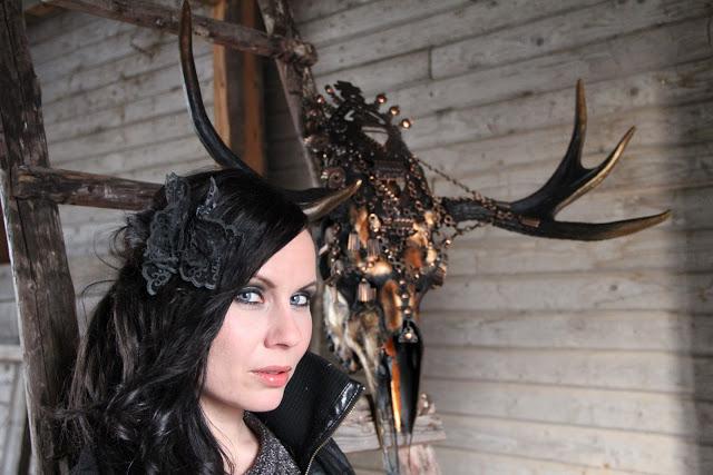 Petra Shara Stoor tävlar med sin konst i Milano