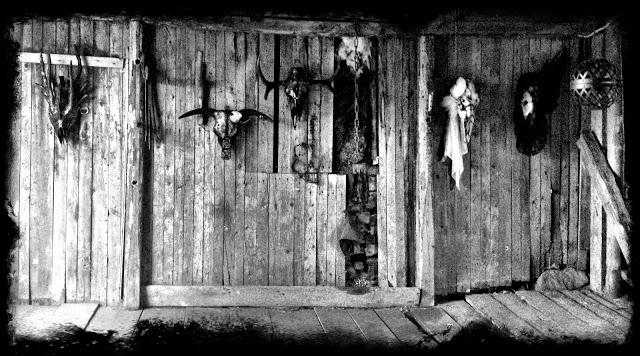 Konstgalleri Skulls & Bones Artwork i Jättendal