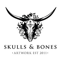 Skulls & Bones Artwork logo