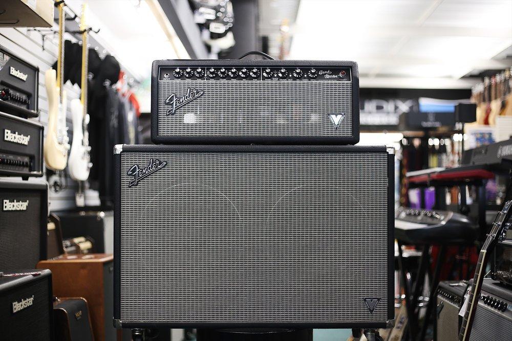 USED - Fender Bandmaster VM40 w/212 VM Cab - $1050
