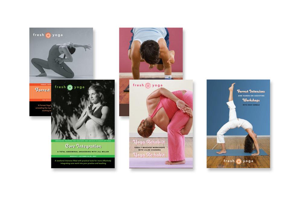 Fresh Yoga, New Haven CT
