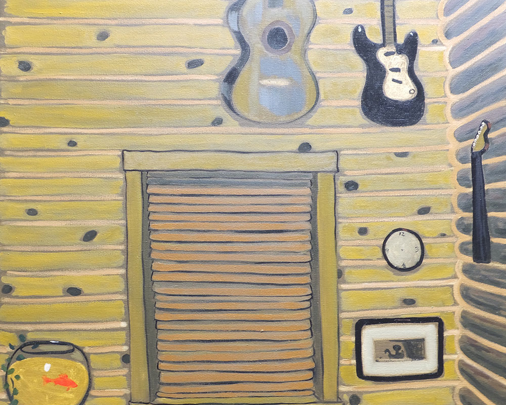 Carol's Cabin (Goldfish and Guitars)