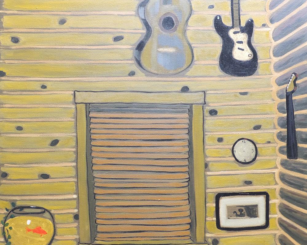 Carol's Cabin (Goldfish and Guitars)