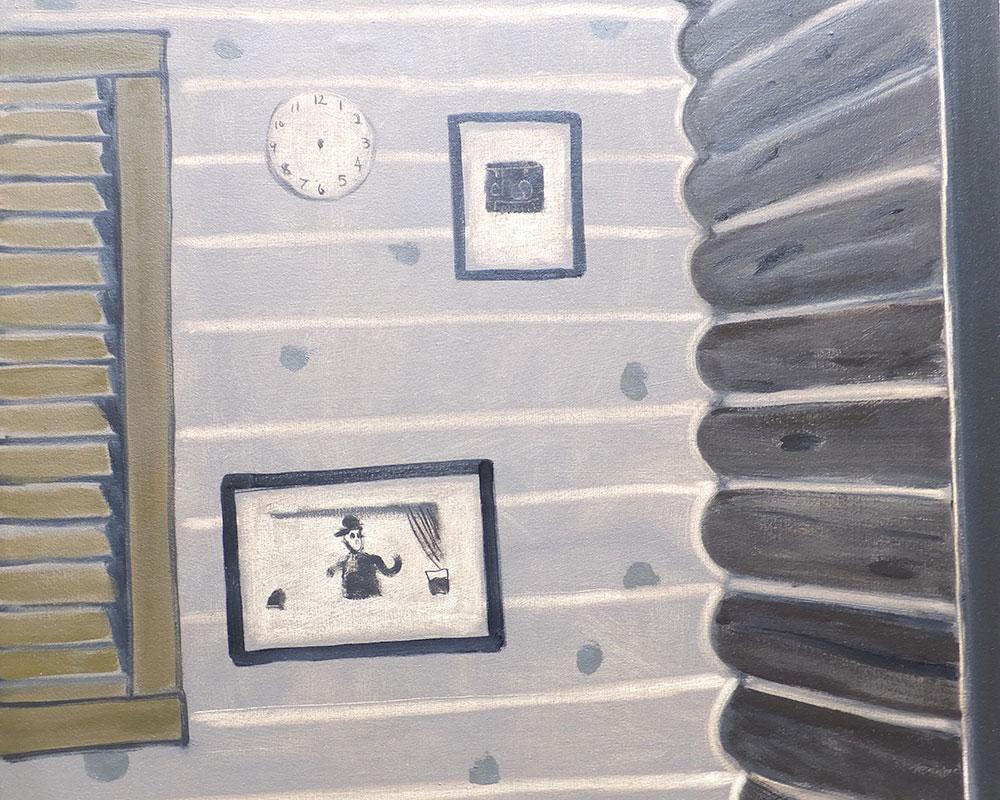 Carol's Cabin (Clock #2)