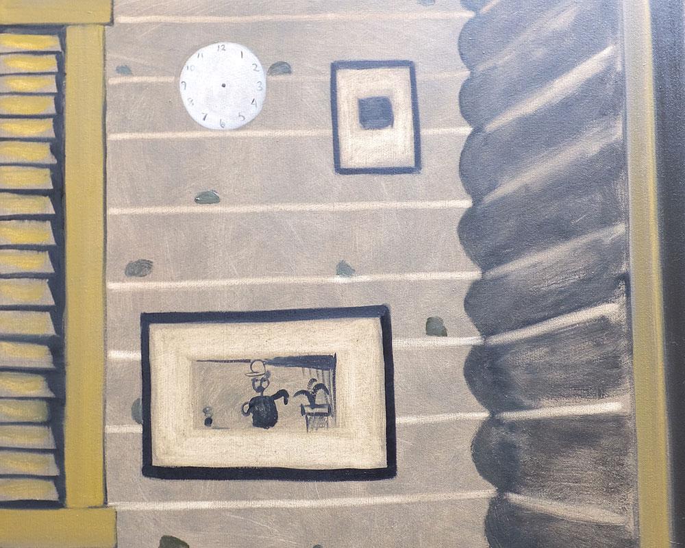 Carol's Cabin (Clock #1)