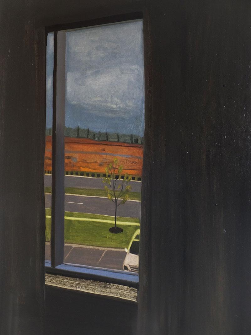 Hotel Window