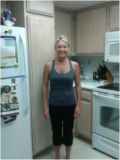 Natalie lost inches all over while working with her personal trainer.  Read her story and others by clicking here!*
