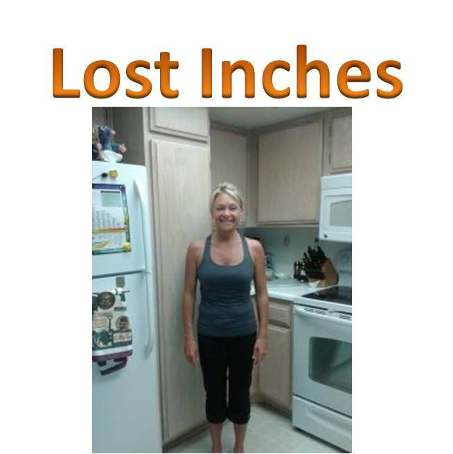 Thousand Oaks Personal training client Natalie lost inches and we can help you too.
