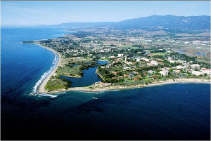 The campus of University California Santa Barbara is arguably one of the most picturesque in the state.