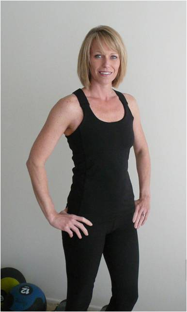 Michelle Waldman is the Co-Owner and Founder of 805GetFit.com.  She is certified by the National Academy of Sports Medicine.  Michelle takes clients in Thousand Oaks, Westlake Village, Agoura, Calabasas, Santa Rosa Valley and the surrounding cities.  She dropped 30 pounds 10 years ago and has kept it off.  She can help you too!