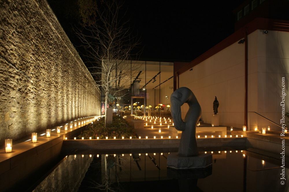 Eggsotic Events Michener Museum Lighting Grace Kelly Gala NJ NYC PA Bucks County Lighting 08.jpg