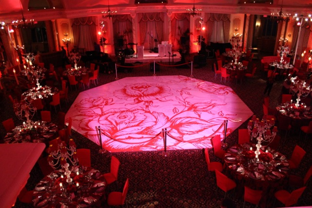 Valentine S Day Luxury Wedding Lighting And Decor Pleasantdale Chateau West Orange New