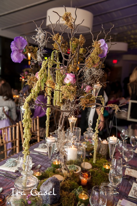 Eggsotic Events NJ NYC Event Design Luxury Bat Mitzvah Stone House at Stirling Ridge Warren NJ Gemstones Birch Organic Art Nature Theme Decor and Lighting 33.jpg