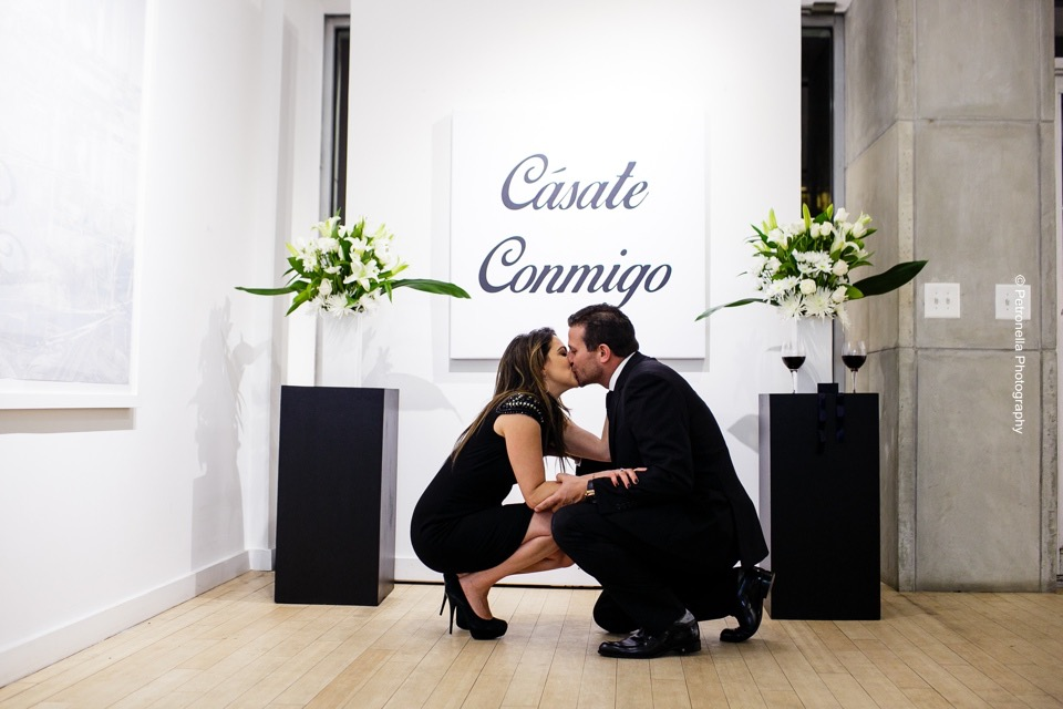 Marriage Proposal Decor by Eggsotic Events NYC Art Gallery Muriel Guepin Flowers Floral Decor Will You Marry Me Custom Artwork Surprise Marriage Proposal Eggsotic Events Event Decor NJ NYC 41.jpg
