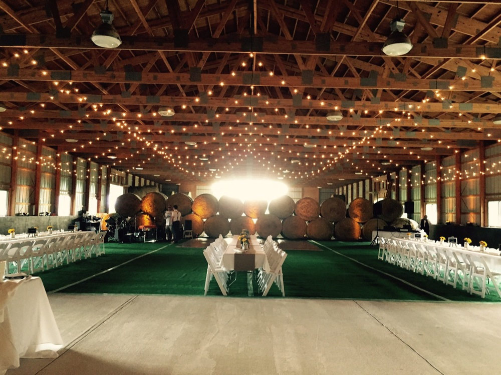 Classic Globe Lights at Woods Edge Farm • Stockton, New Jersey ...