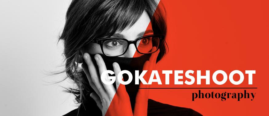 GoKateShoot Banner