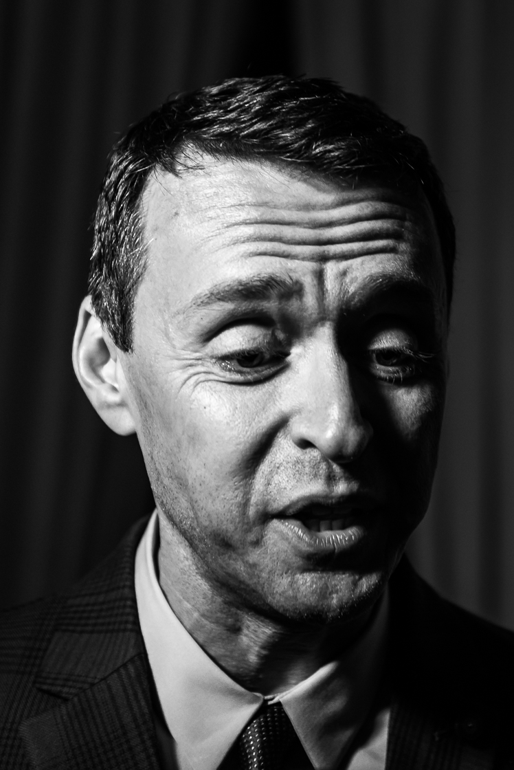 Andrew Lippa, composer of 'I am Harvey Milk'.