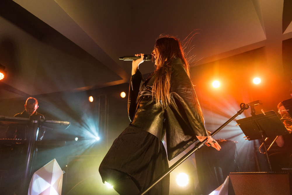 Live music like Zola Jesus at the Smithsonian After Hours parties