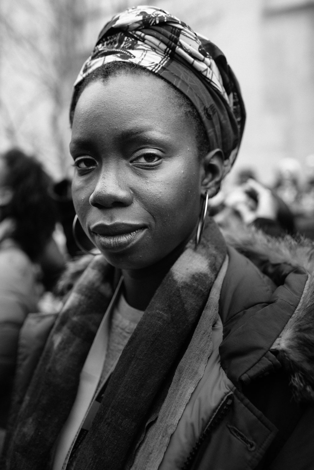 American actress, director, and writer Adepero Oduye, who starred in Pariah, 12 Years a Slave, and many other films.