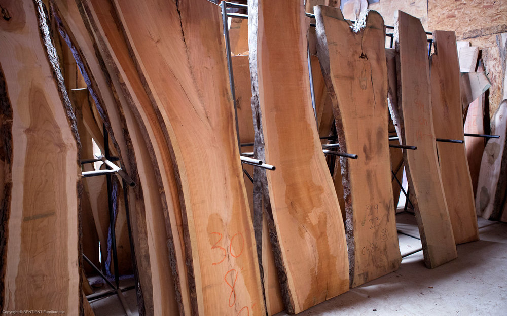 Luxor Credenza Sentient Furniture Brooklyn New York