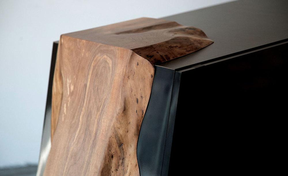 Fesselnd Luxor Credenza Sentient Furniture Brooklyn New York
