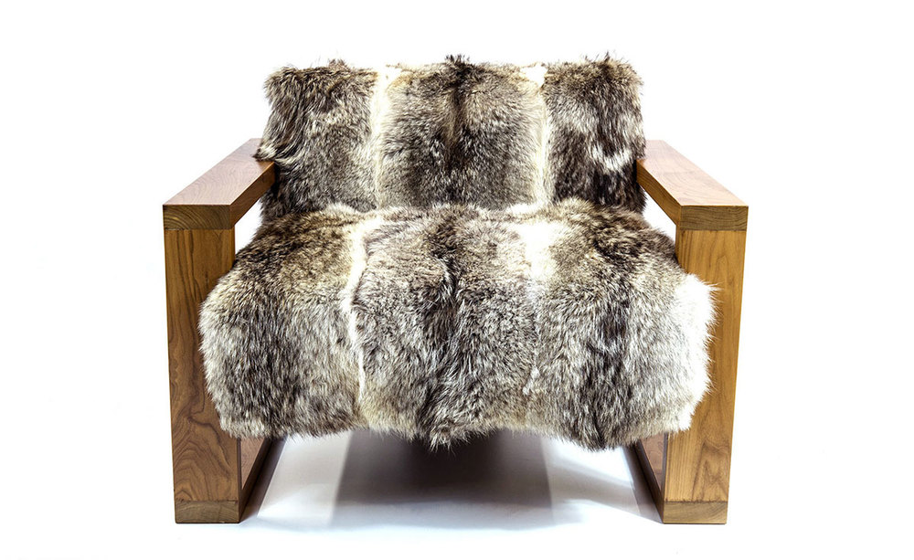 SENTIENT Caribou Lounge Chair