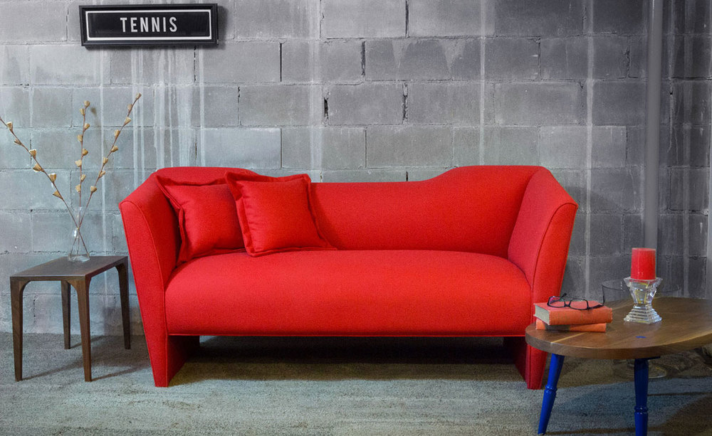Nersi Sofa by Sentient